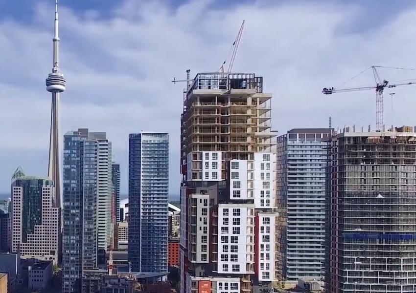 토론토 다운타운   노스욕 콘도 가격 추이 (2020. 9월)